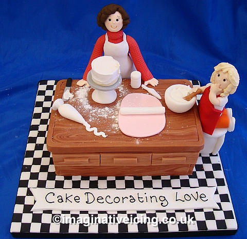 Cake Decorating Courses Yorkshire
