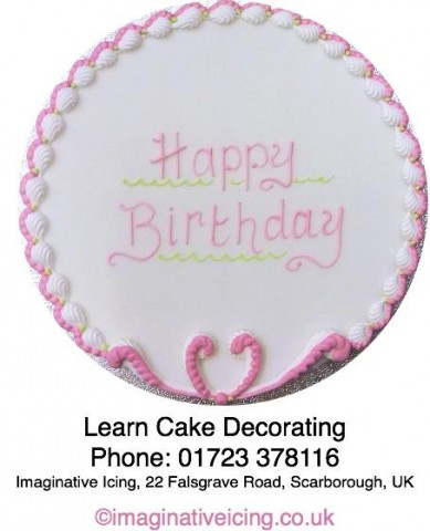 Cake Decorating Help, Advice and Learning opportunities ...